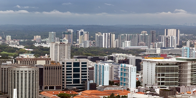 In Q2, Singapore Private Home Prices Increased 3.4%